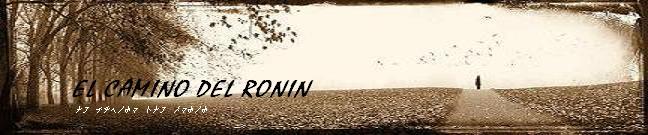 El camino del Ronin